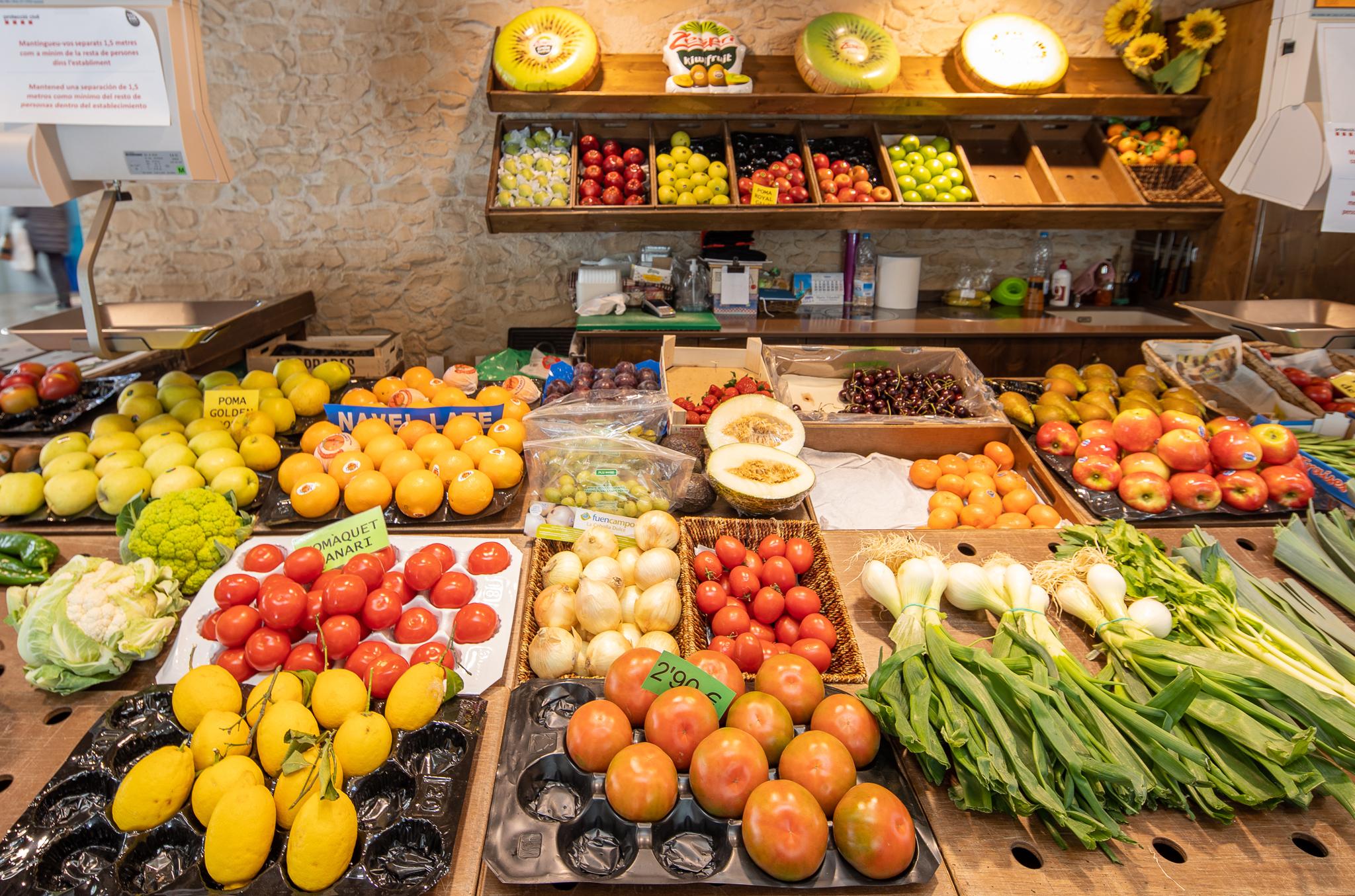 Fruites i Verdures Carme